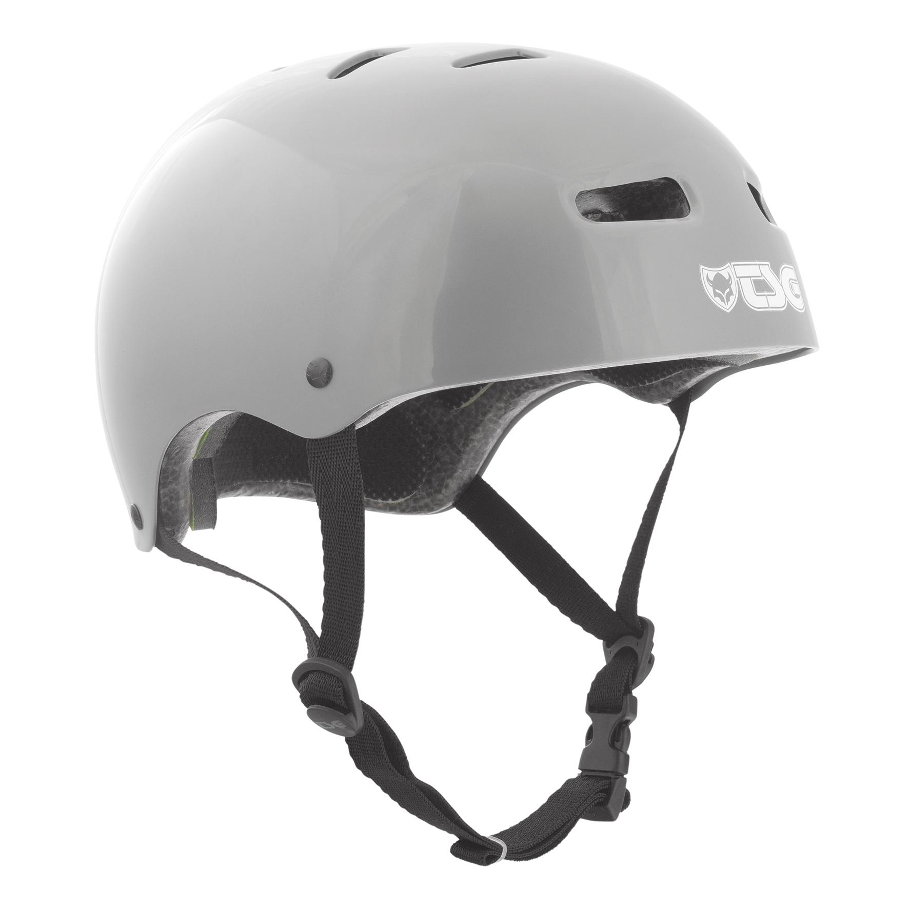 TSG BMX//SKATE Evolution Injected Helmet White S//M